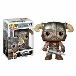 SKYRIM ELDER SCROLLS POP DOVAHKIIN
