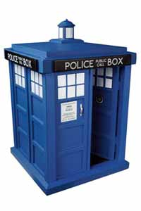 DOCTOR WHO POP TARDIS OVERSIZE 15CM
