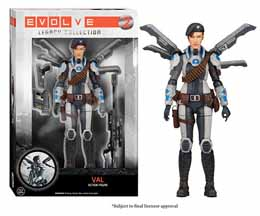 EVOLVE LEGACY COLLECTION VAL 15CM