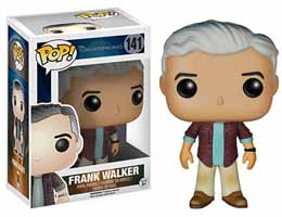 DISNEY POP TOMORROWLAND FRANK WALKER FIGURINE