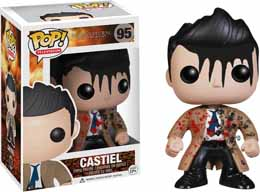SUPERNATURAL POP CASTIEL LEVIATHAN EXCLU