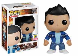 Supernatural Funko Pop Castiel French Mistake Exclu SDCC 2015
