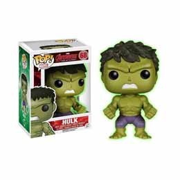 MARVEL POP AVENGERS AGE OF ULTRON HULK GLOW IN THE DARK