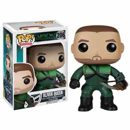 DC HEROES VINYL POP ARROW TV OLIVER QUEEN FIGURINE