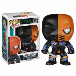 DC HEROES VINYL POP ARROW TV DEATHSTROKE