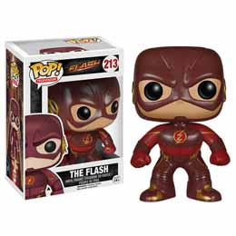 DC HEROES VINYL POP FLASH TV THE FLASH