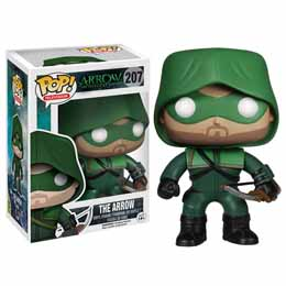 DC HEROES VINYL POP ARROW TV GREEN ARROW