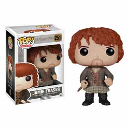 OUTLANDER POP JAMIE FRAZER