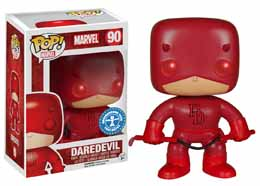 MARVEL POP DAREDEVIL RED 9CM