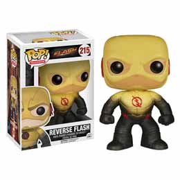 DC HEROES VINYL POP FLASH TV REVERSE FLASH