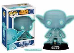 STAR WARS POP YODA JEDI SPIRIT LIMITED
