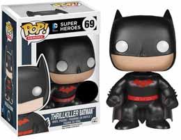 Batman Thrillkiller Pop Batman figurine 9cm Exclu Midtown Comics