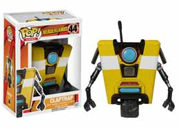 BORDERLANDS POP CLAP TRAP 9CM