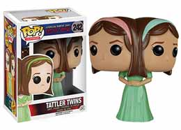 AMERICAN HORROR STORY POP TATTLER TWINS