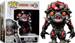 FUNKO POP GOLIATH OVERSIZED SAVAGE EVOLVE EXCLU