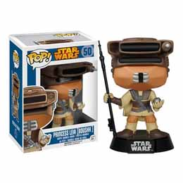STAR WARS FUNKO POP LEIA BOUSHH