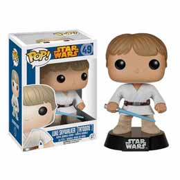 STAR WARS FUNKO POP LUKE TATOOINE
