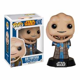 STAR WARS FUNKO POP BIB FORTUNA