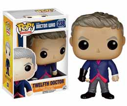 DOCTOR WHO POP 12TH DOCTOR