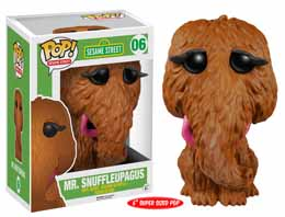 Photo du produit SESAME STREET POP SNUFFLEUPAGUS