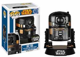STAR WARS POP R2-Q5 EXCLU FIGURINE FUNKO
