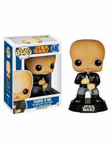 STAR WARS POP CANTINA BAND FIGRIN DAN EXCLU FIGURINE FUNKO