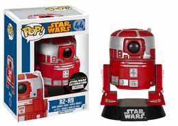 FUNKO POP R2-R9 STAR WARS CELEBRATION EXCLU
