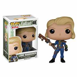 FALLOUT POP LONE WANDERER FEMALE