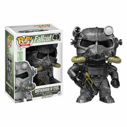 FALLOUT POP BROTHERHOOD OF STEEL