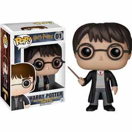 HARRY POTTER POP HARRY POTTER 9CM
