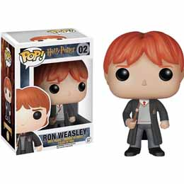 Photo du produit HARRY POTTER POP RON WEASLEY 9CM