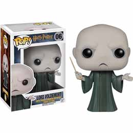Photo du produit HARRY POTTER POP LORD VOLDEMORT 9CM