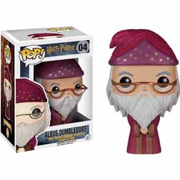 HARRY POTTER POP ALBUS DUMBLEDORE 9CM