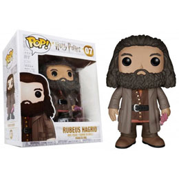 HARRY POTTER POP HAGRID OVERSIZED 15CM