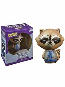 MARVEL DORBZ GUARDIANS OF THE GALAXY SERIE 1 ROCKET RACCOON NOVA COSTUME EXCLU