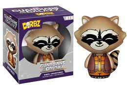 MARVEL DORBZ GUARDIANS OF THE GALAXY SERIE 1 ROCKET RACCOON