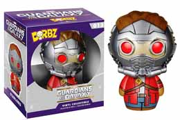 MARVEL DORBZ GUARDIANS OF THE GALAXY SERIE 1 STARLORD
