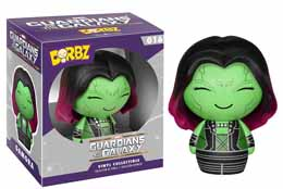 MARVEL DORBZ GUARDIANS OF THE GALAXY SERIE 1 GAMORA