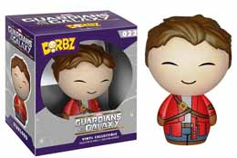 Marvel Dorbz Guardians of the Galaxy Serie 1 Starlord Unmasked