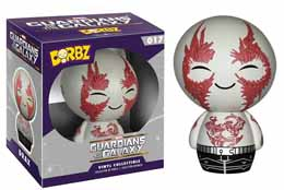 MARVEL DORBZ GUARDIANS OF THE GALAXY SERIE 1 DRAX