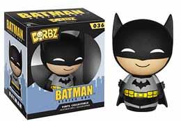 DC HEROES DORBZ BATMAN SERIE 1 BATMAN