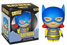 DC HEROES DORBZ BATMAN SERIE 1 BATGIRL