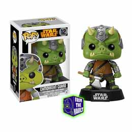 STAR WARS POP GAMORREAN GUARD BLACK BOX
