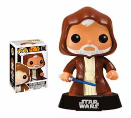FUNKO POP! OBI-WAN KENOBI STAR WARS BLACK BOX