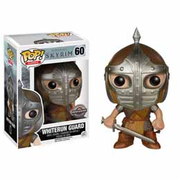 SKYRIM ELDER SCROLLS POP EXCLUSIVE WHITERUN GUARD