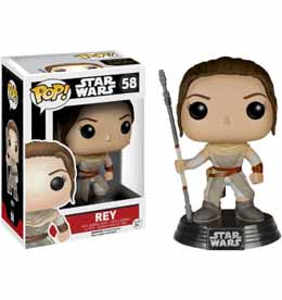 FUNKO POP STAR WARS EPISODE 7 REY
