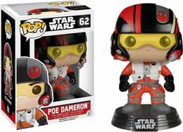 FUNKO POP STAR WARS EPISODE 7 POE DAMERON