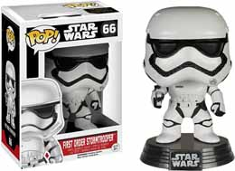 FUNKO POP STAR WARS EPISODE 7 FIRST ORDER STORMTROOPER