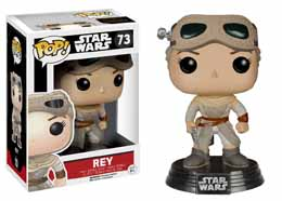 Photo du produit FUNKO POP STAR WARS EPISODE 7 REY EXCLUSIVE