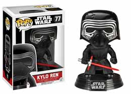 FUNKO POP STAR WARS EPISODE 7 KYLO REN EXCLUSIVE